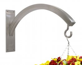Hangtec Arch HT-3A09 Stainless hanging basket bracket
