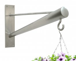 Hangtec Cone HT-4A09 Stainless hanging basket bracket
